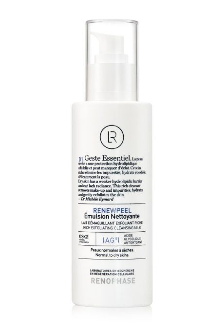 effective face cleanser glycolic acid