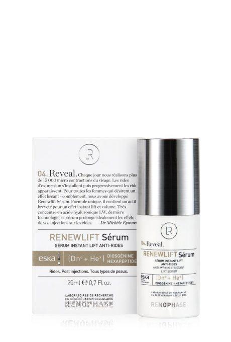 effective instant lift serum neck face