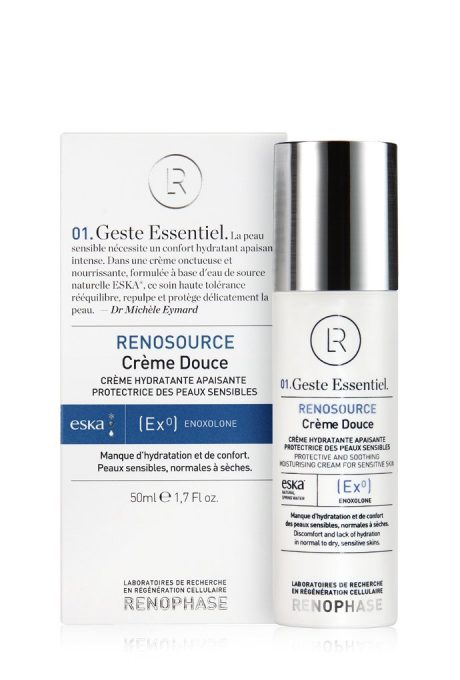 effective moisturizing cream for sensitive skin
