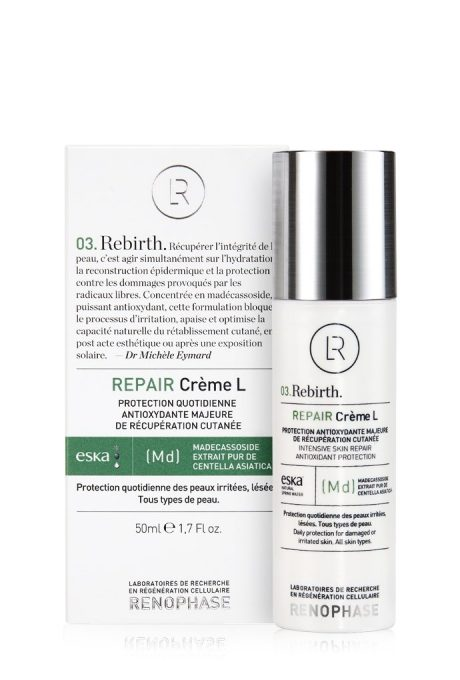 effective repairing face cream