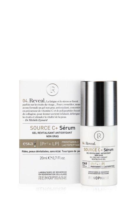 effective antioxidant serum for face
